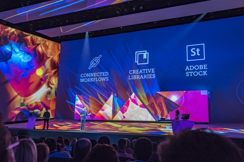 Adobe MAX Corporate Event