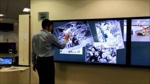 Samsung's Interactive Art Installation